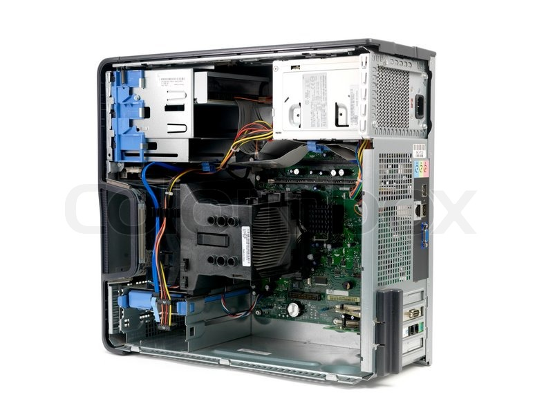 The Hardware Of Your Computer
